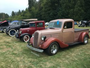 Cascade repair trucks